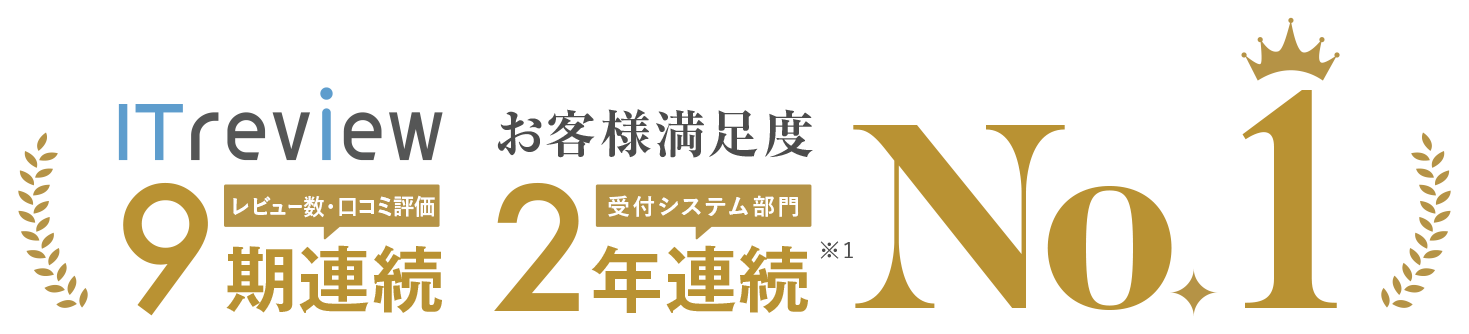 口コミランキング_5期連続第1位